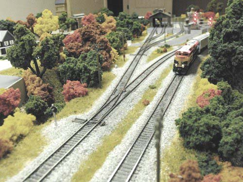 Iron Hill Junction N Scale Layout